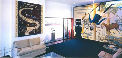 ART COLLECTOR'S RESIDENCE